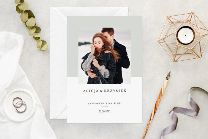 zaproszenie-slubne-ze-zdjeciem-minimalistyczne-wzor-5-papier-matowy-koperta-bez-koperty