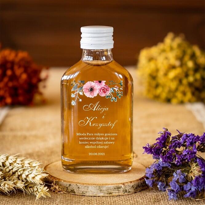 buteleczka-100-ml-na-nalewke-kwiaty-z-nawami-kwiatuszki-pink-buteleczka-100-ml