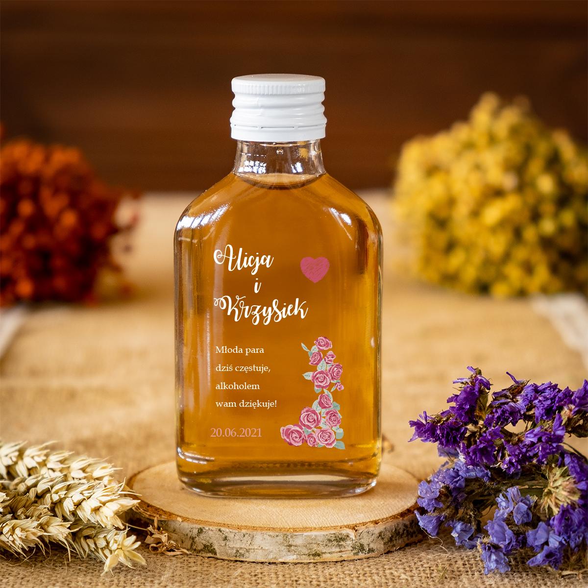 buteleczka-na-nalewke-kwiaty-rozyczki-buteleczka-100-ml