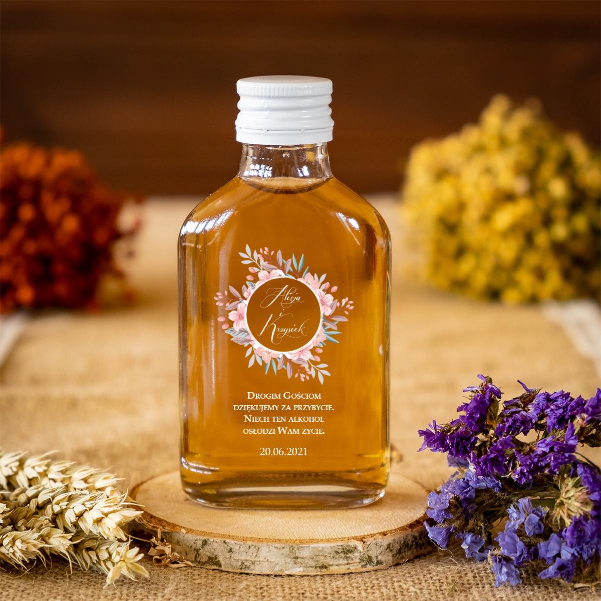 buteleczka-na-nalewke-wianuszki-pudrowe-kwiaty-buteleczka-100-ml