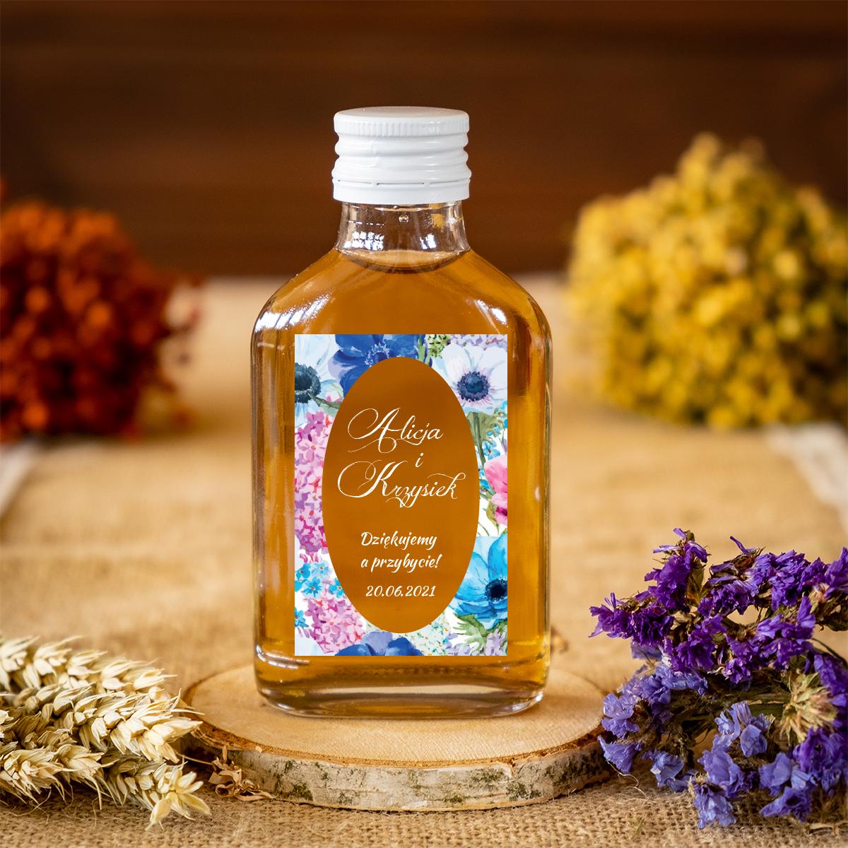 buteleczka-na-nalewke-vintage-kwiaty-polne-buteleczka-100-ml