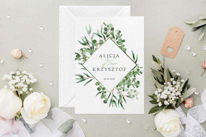 zaproszenie-slubne-geometryczne-kwiaty-wzor-10-papier-satynowany-koperta-c6-biala-bez-wklejki-gratis