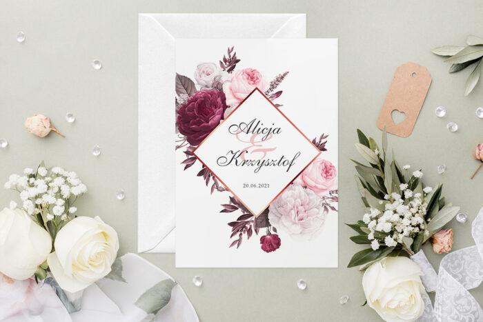 zaproszenie-slubne-geometryczne-kwiaty-wzor-14-papier-satynowany-koperta-c6-biala-bez-wklejki-gratis