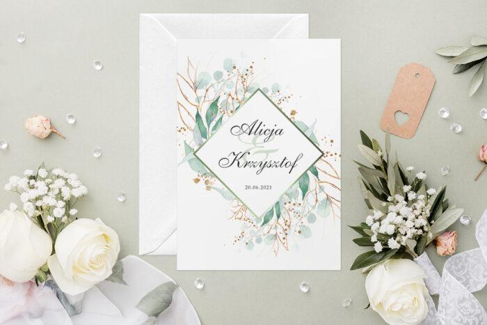 zaproszenie-slubne-geometryczne-kwiaty-wzor-15-papier-satynowany-koperta-c6-biala-bez-wklejki-gratis