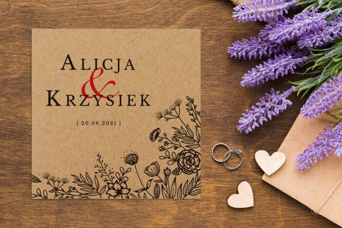 zaproszenie-slubne-eko-z-motywem-kwiatowym-wzor-5-papier-eco-koperta-k4-szara