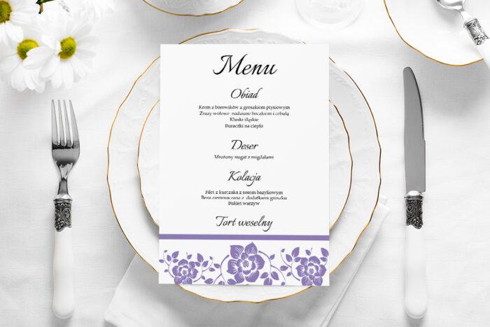 menu-weselne-ornament-z-kokardka-lawenda-papier-satynowany