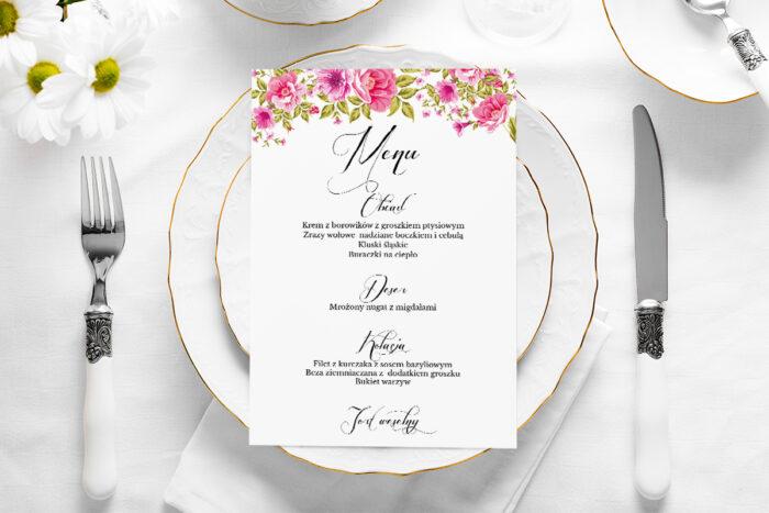 menu-weselne-wianki-z-kokarda-ogrodowe-roze-papier-satynowany