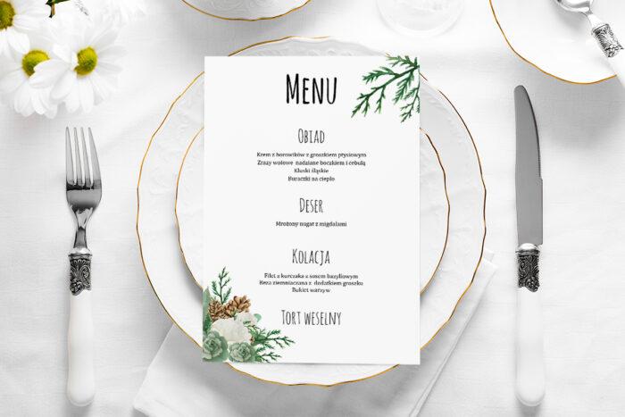 menu-weselne-zimowe-roze-i-sukulenty-papier-satynowany