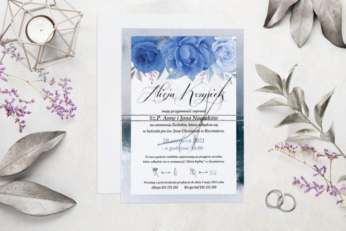 eleganckie-zaproszenie-slubne-kwiatysrebro-wzor-2-podkladki-podkladka-srebrna-b6-papier-matowy-350g-koperta-b6-szara-bez-wklejki-dodatki-sznurek-zloty-metalizowany