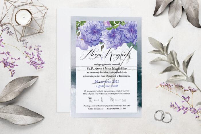 eleganckie-zaproszenie-slubne-kwiatysrebro-wzor-4-podkladki-podkladka-srebrna-b6-papier-matowy-350g-koperta-b6-szara-bez-wklejki-dodatki-sznurek-zloty-metalizowany
