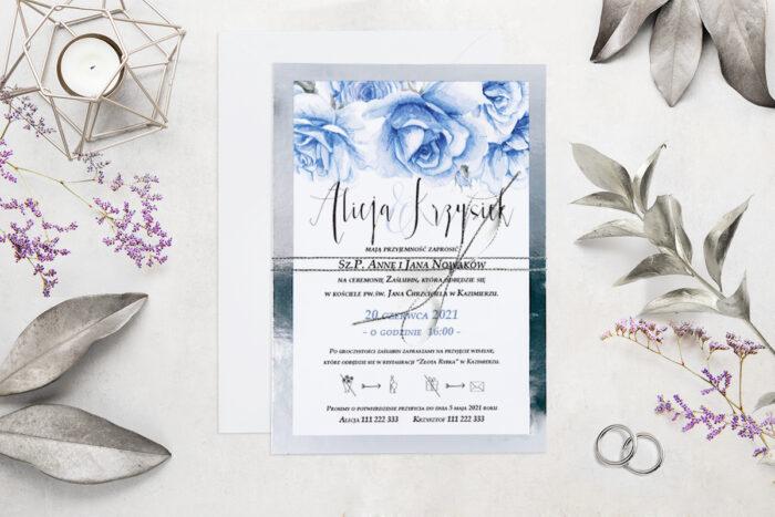 eleganckie-zaproszenie-slubne-kwiatysrebro-wzor-10-podkladki-podkladka-srebrna-b6-papier-matowy-350g-koperta-b6-szara-bez-wklejki-dodatki-sznurek-zloty-metalizowany