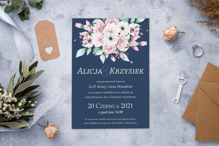 zaproszenie-slubne-kolorowe-bukiety-wzor-2-papier-matowy-koperta-bez-koperty