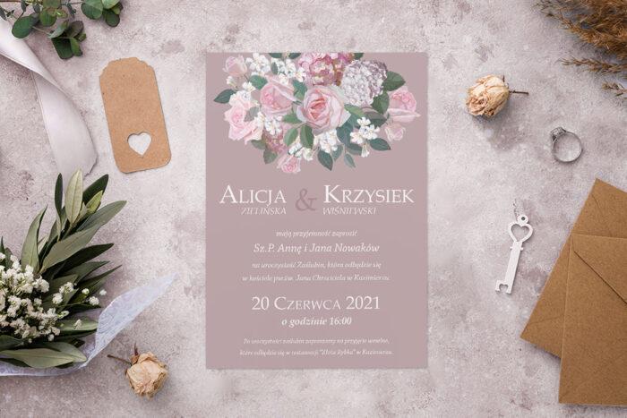 zaproszenie-slubne-kolorowe-bukiety-wzor-9-papier-matowy-koperta-bez-koperty