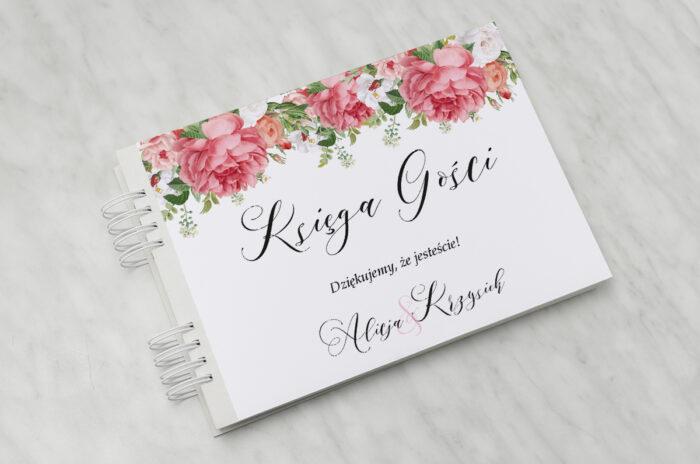 ksiega-gosci-slubnych-do-zaproszenia-jednokartkowe-koralowe-roze-papier-matowy-dodatki-ksiega-gosci