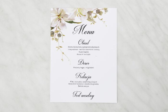 menu-weselne-do-zaproszenia-jednokartkowe-recyklingowe-eleganckie-lilie-papier-matowy