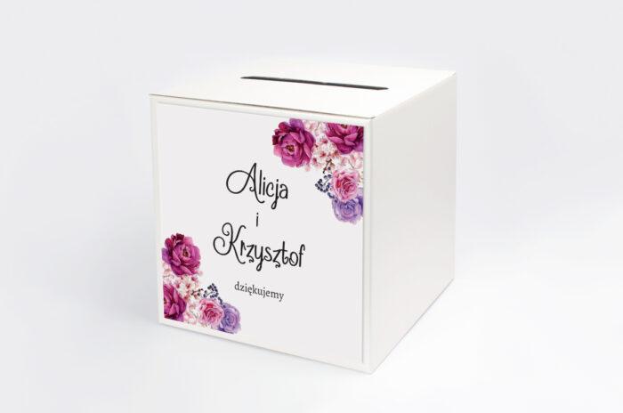 personalizowane-pudelko-na-koperty-ze-zdjeciem-i-sznurkiem-fuksjowa-kompozycja-papier-satynowany-pudelko-