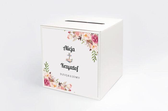 personalizowane-pudelko-na-koperty-kwiaty-z-kotwica-papier-satynowany-pudelko-