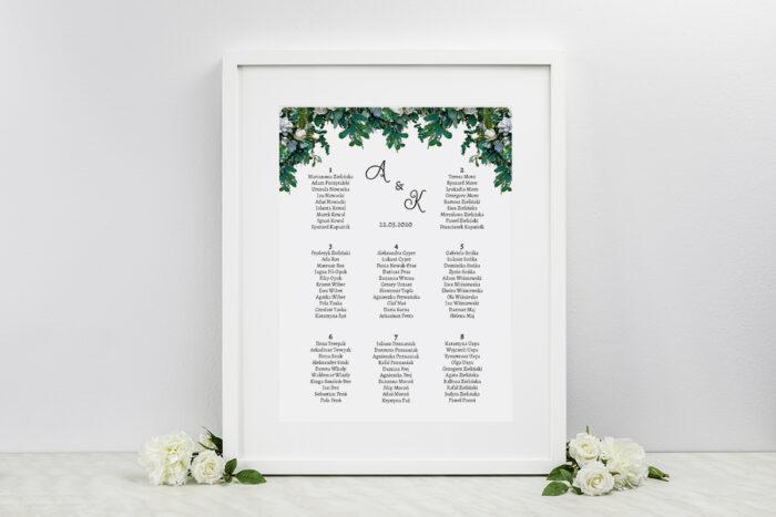plan-stolow-weselnych-do-zaproszenia-ze-zdjeciem-i-sznurkiem-zielone-sukulenty-dodatki-ramka-papier-ecruefakturowany