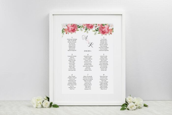 plan-stolow-weselnych-do-zaproszenia-jednokartkowe-koralowe-roze-dodatki-ramka-papier-matowy