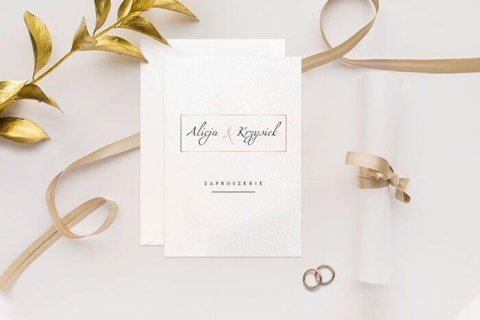zaproszenie-slubne-minimalistyczne-ze-zlotem-wzor-7-papier-matowy-350g