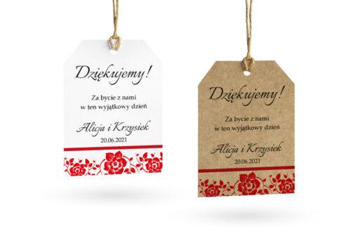 Etykietki-ornament-z-kokardka-czerwone-wzor-2-set