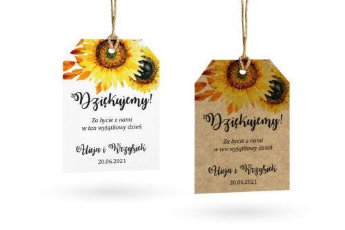 Etykietki-rustykalne-kwiaty-sloneczniki-set
