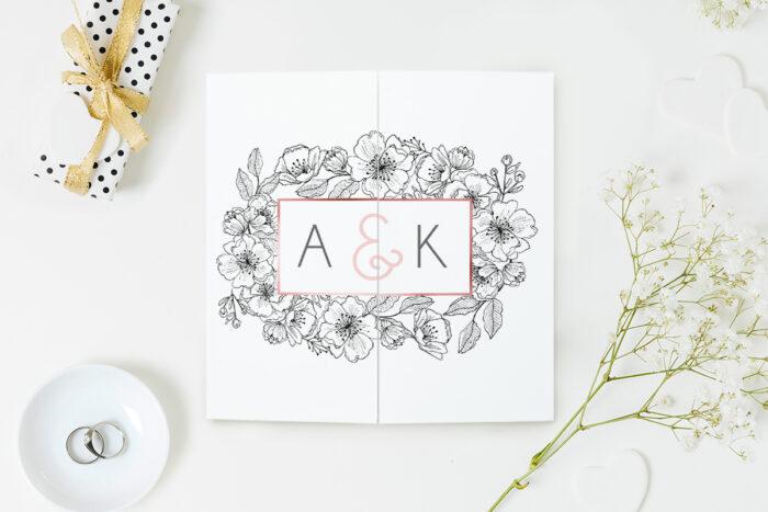 eleganckie-zaproszenie-slubne-z-nawami-delikatne-kwiaty-wzor-10-papier-matowy-koperta-bez-koperty