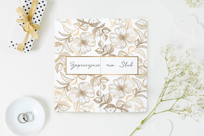 eleganckie-zaproszenie-slubne-z-nawami-delikatne-kwiaty-wzor-13-papier-matowy-koperta-bez-koperty