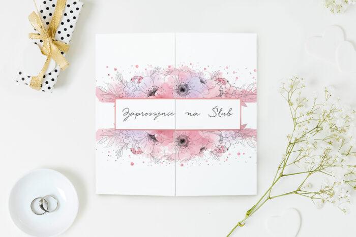 eleganckie-zaproszenie-slubne-z-nawami-delikatne-kwiaty-wzor-14-papier-matowy-koperta-bez-koperty