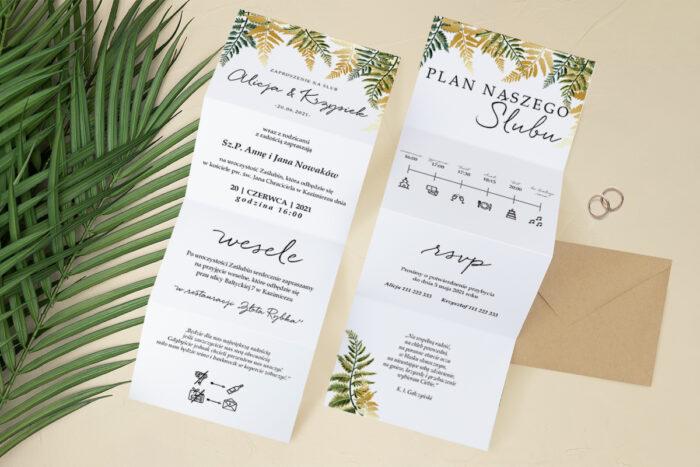 zaproszenie-slubne-harmonijka-tropikalne-kwiaty-wzor-4-papier-satynowany-koperta-c6-eco-bez-wklejki