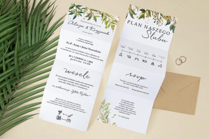 zaproszenie-slubne-harmonijka-tropikalne-kwiaty-wzor-5-papier-satynowany-koperta-c6-eco-bez-wklejki