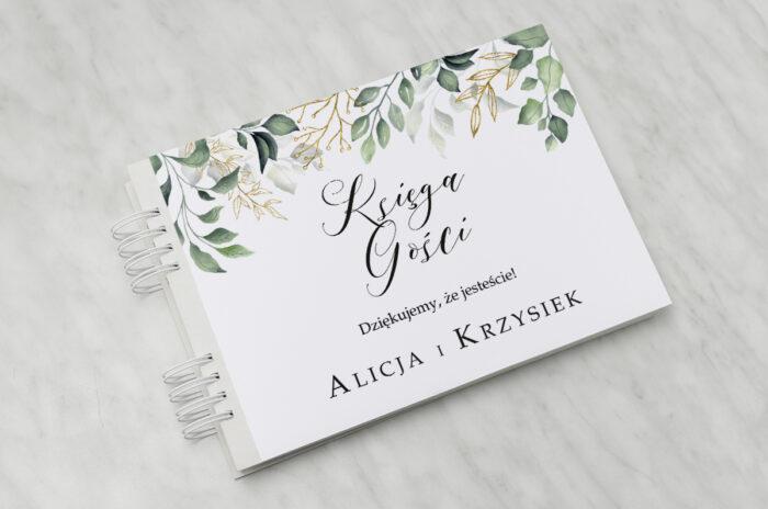 ksiega-gosci-slubnych-do-zaproszen-botaniczne-galazki-ze-zlotem-papier-satynowany-dodatki-ksiega-gosci