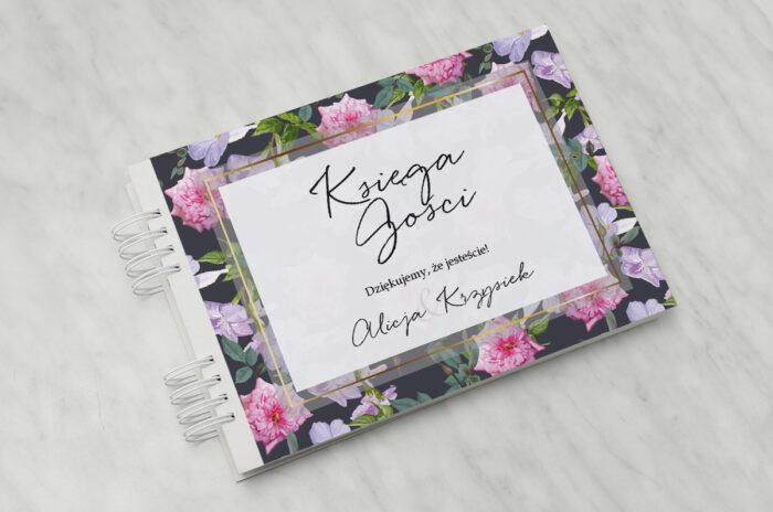 ksiega-gosci-slubnych-do-zaproszenia-tlo-z-kwiatow-wzor-10-papier-matowy-dodatki-ksiega-gosci