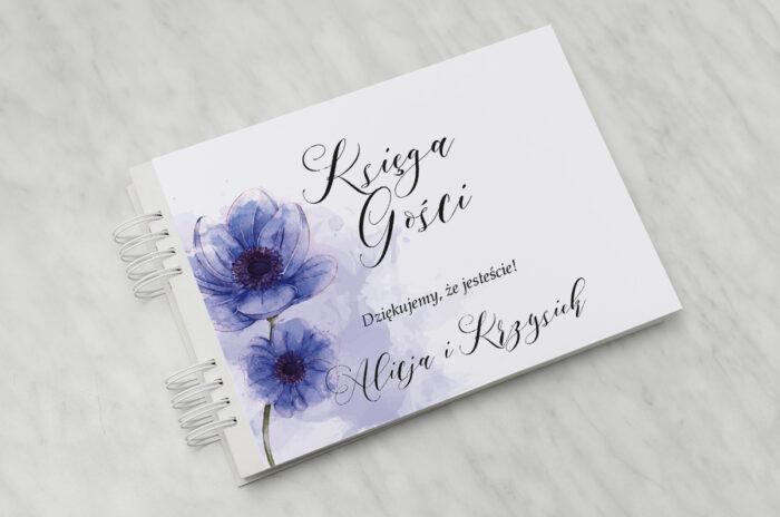ksiega-gosci-slubnych-namalowane-kwiaty-wzor-8-papier-matowy-dodatki-ksiega-gosci