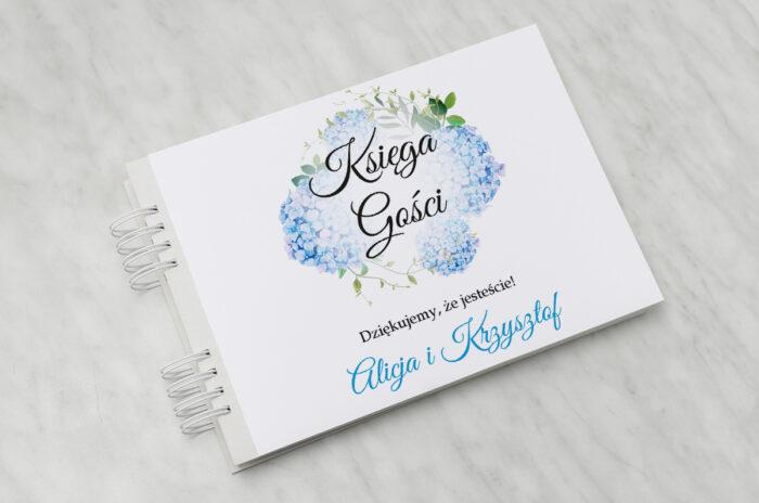 ksiega-gosci-slubnych-wianki-z-kokarda-niebieskie-hortensje-papier-matowy-dodatki-ksiega-gosci