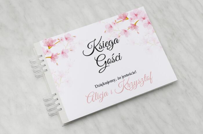 ksiega-gosci-slubnych-zdjeciekalendarz-w-folderze-kwiaty-jabloni-papier-matowy-dodatki-ksiega-gosci