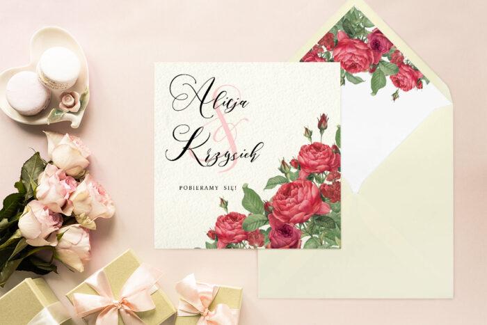 zaproszenie-slubne-angielskie-roze-wzor-8-papier-ecruefakturowany-koperta-kremowa-z-wklejka-angielskie-roze-wzor-8
