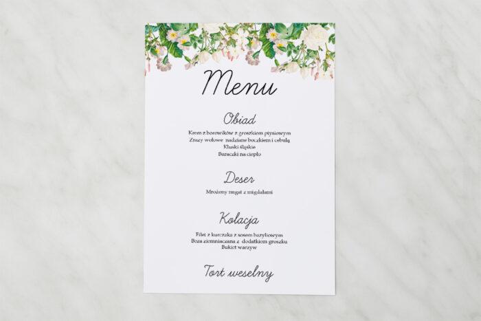 menu-weselne-kwiaty-vintage-wzor-15-papier-satynowany