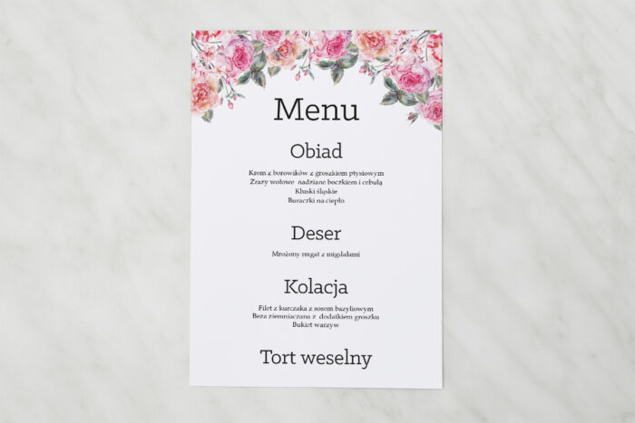 menu-weselne-akwarelowe-bukiety-wzor-6-papier-satynowany