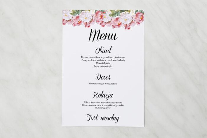 menu-weselne-kwiaty-vintage-wzor-5-papier-satynowany