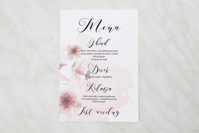 menu-weselne-namalowane-kwiaty-wzor-6-papier-matowy