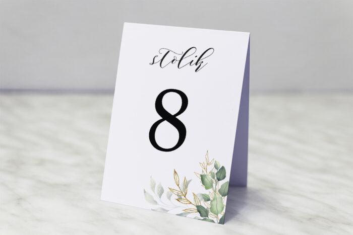 numer-stolika-pasujacy-do-zaproszen-botaniczne-galazki-ze-zlotem-papier-matowy