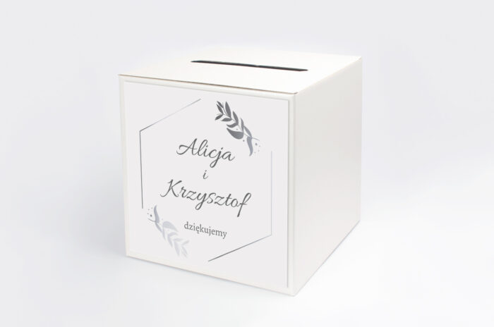 pudelko-na-koperty-do-zaproszenia-srebrne-lustro-liscie-eukaliptusa-papier-satynowany-pudelko-