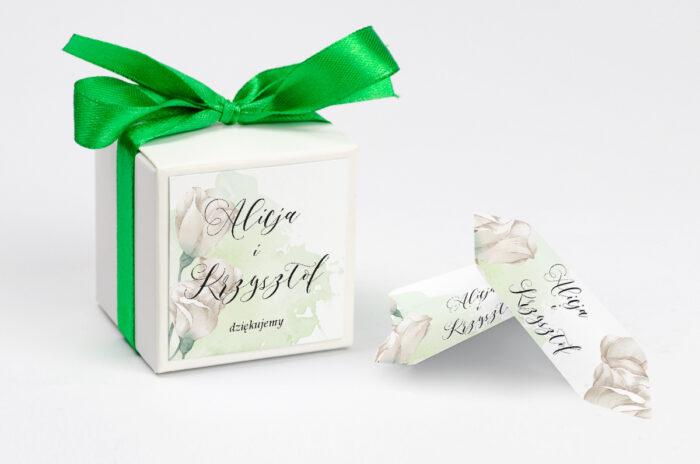 ozdobne-pudeleczko-z-personalizacja-zaproszenia-namalowane-kwiaty-wzor-2-kokardka--krowki-z-dwiema-krowkami-papier--pudelko-