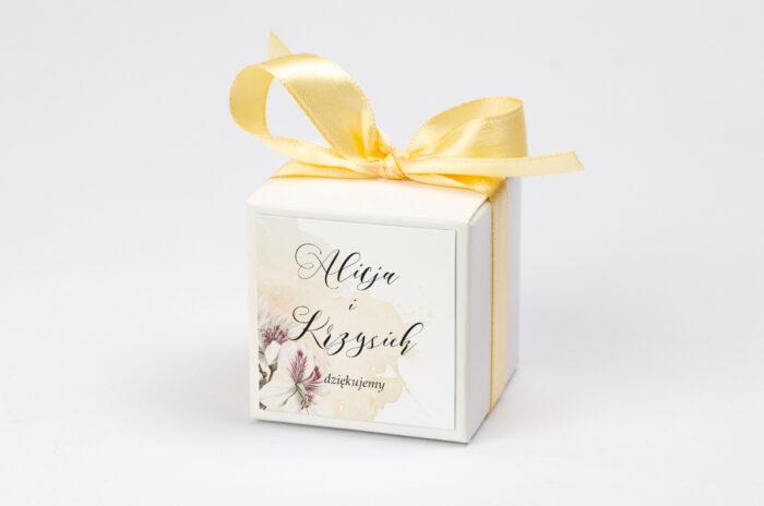 pudeleczko-z-personalizacja-do-zaproszenia-namalowane-kwiaty-wzor-22-kokardka--krowki-bez-krowek-papier--pudelko-