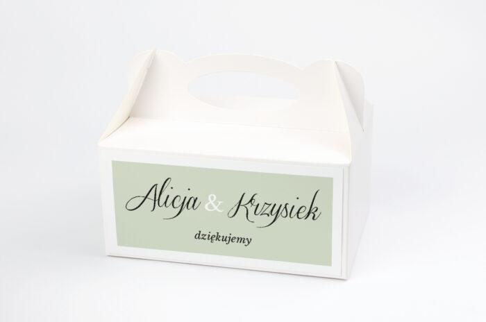 ozdobne-pudelko-na-ciasto-do-zaproszen-jednokartkowe-zdjecie-kalendarz-zielen-papier-satynowany-pudelko-