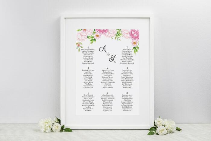 plan-stolow-weselnych-do-zaproszenia-ze-zdjeciem-i-sznurkiem-pastelowe-kwiaty-w-rozu-dodatki-ramka-papier-ecruefakturowany