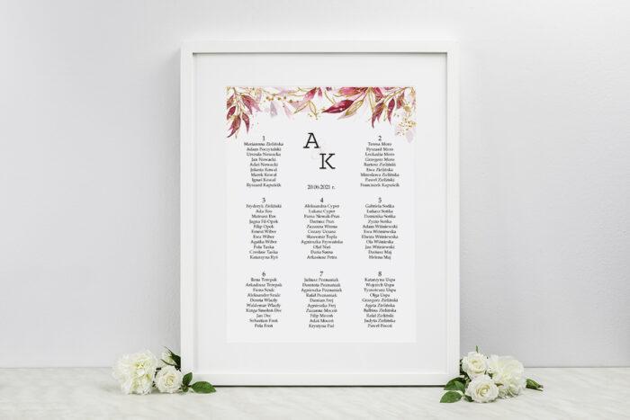 plan-stolow-weselnych-do-zaproszenia-akwarelowe-bukiety-wzor-2-dodatki-ramka-papier-matowy