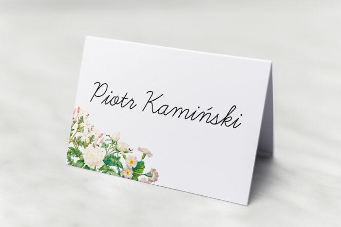 winietka-slubna-kwiaty-vintage-wzor-15-papier-satynowany