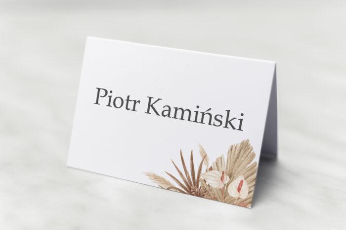 winietka-slubna-do-zaproszenia-jednokartkowe-z-kwiatami-wzor-14-papier-matowy